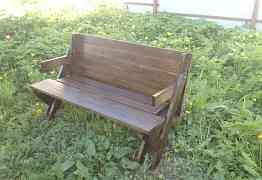 Стол и лавка (трансформер)