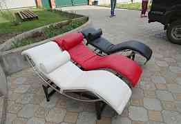 шезлонг Le Corbusier Style Chaise Longue LC