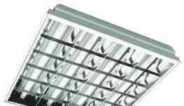 Армстронг светильник потолочный втраиваемый 4x18