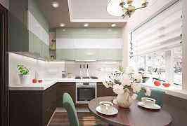 Кухни на заказ, кухонная мебель
