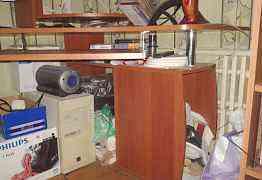 Компьютерный стол, угловой