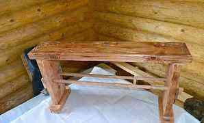 Мебель под старину, полки, журнальные столики