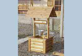 Деревянные изделия для украшения дачи, дома