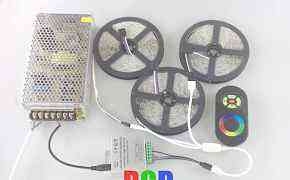 Пульт для управления светодиодными лентами