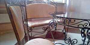 Столы и стулья(и не только) ручной работы