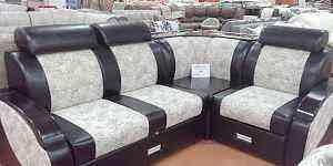 Угловой диван от фабрики