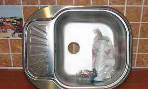 Тека кухонная мойка новая