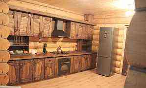 Кухня под старину от WoodRich