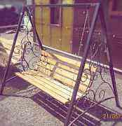 Садовая мебель (художественная ковка). Под заказ