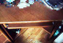 Угловой компьютерный стол б/у