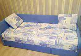 Кровать диван видвижной