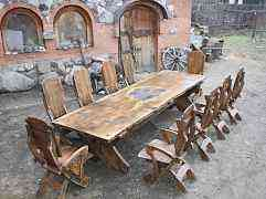 Мебель под старину (массив)