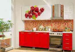 Новую кухню 2.0 м с мдф фасадами