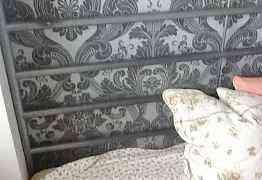 Кровать 2-местная с матрассом