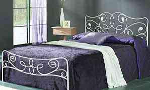 Двухспальная кровать Dupen Olga 531