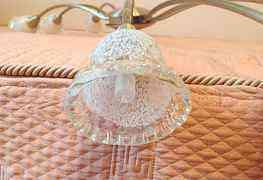 Люстра Eglo (эгло) стекло 8 лампочек