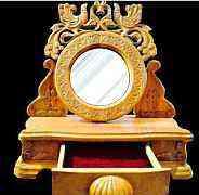 Зеркальная подставка, антикварная 1927г. Эксклюзив