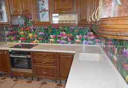 Гермес кухонные столешницы из искусственного камня
