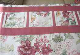 Шторы портьеры + покрывало комплект ткань Испания
