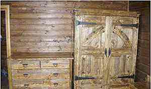 Шкафы, буфеты под старину