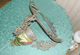Люстра на цепях с подвесом