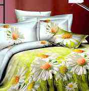 Новое постельное белье сатин