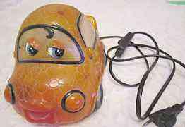 Детский светильник-ночник из серии Мультмобили