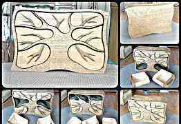 Эксклюзивные шкатулки ручной работы из дерева