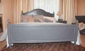 Кровать старый Париж (прованс, гранж)