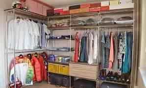 Наполнение для гардеробной комнаты или шкафа купе