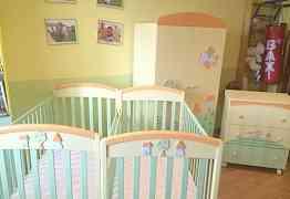 Детская мебель (Италия Mibb Village)