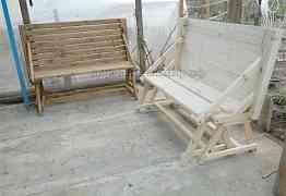 Деревянный стол складной (трансформер)
