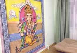 Индийское покрывало(Полотно)