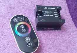 Контроллер Apeyron touch RGB с сенсорным пультом