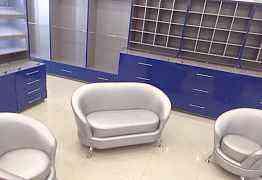 Новый диван и 2 кресла, отличное состояние