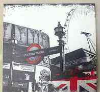 Картина в стиле London