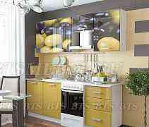 Новые Кухни с фотопечатью 2.1м (глянец)