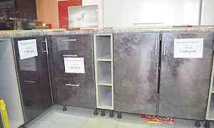Кухонный модуль нижний 3-и выдвижных ящика