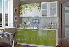 Новые Кухни с фотопечатью 2.0м Люкс (глянец)