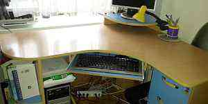 Компьютерный стол, комод