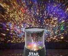Проектор Star Master ночник с адаптером 220Вт