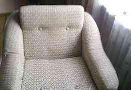 2 кресла и тумбу под тв