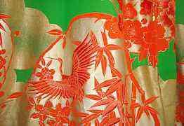 Кимоно свадебное японское. Восток. Оригинал