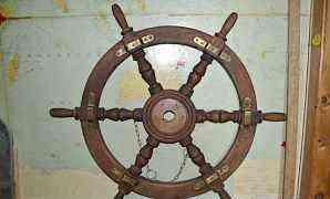 Штурвальное колесо