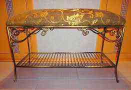 Кованная мебель и предметы интерьера