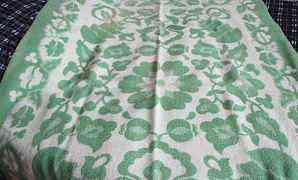 Одеяло шерстяное 1.5 спальное б/у