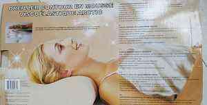 Подушка для сна анатомическая