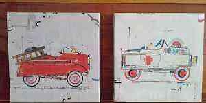 Картины машины