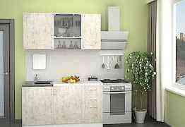 Кухонный гарнитур новый. Бесплатная доставка