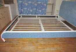Кровать новая 160х200 металл